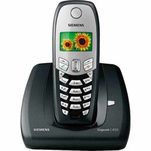telefono inalambrico siemens c450